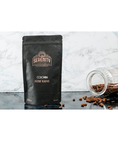 Serenity Coffee Colombia Filtre Kahve 250 G
